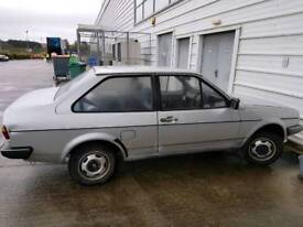 Vw polo classic 1982 only done 42k