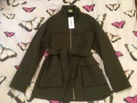 Ladies Next Coat Size 14 - Brand New With Tags RRP £75
