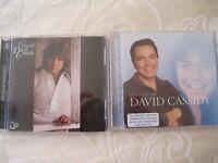 David Cassidy CD's