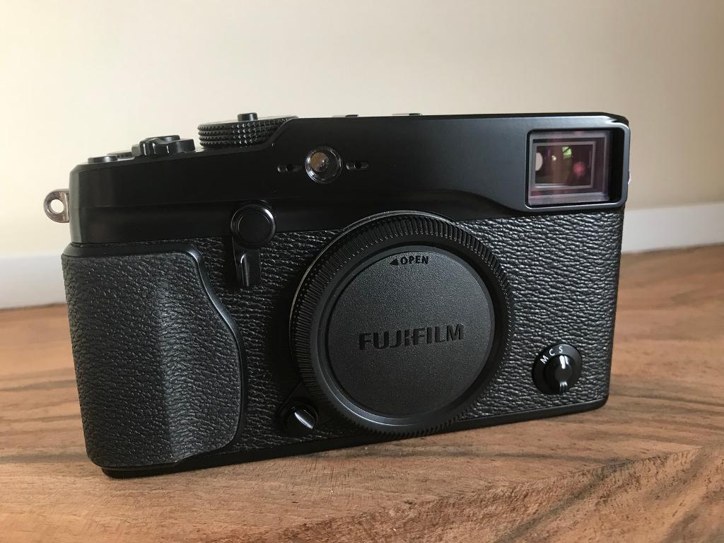 Fujifilm X-Pro1 camera (body only)