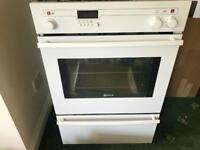 NEFF Electric Double oven & Gas oven