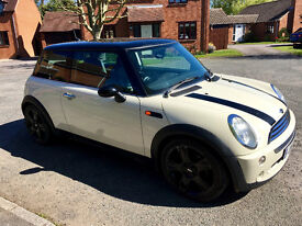 Mini Cooper, Good Condition, Reliable and Cheap to Run!