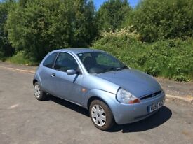 image for FORD KA 1.3 COLLECTION 56 REG TONIC BLUE MOT OCTOBER 13TH LOW INSURANCE 48+ MPG