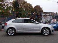 Audi A3 2.0 TDI Sport 3dr INCREDIBLE DESIRABLE LOW MILEAGE 12/62