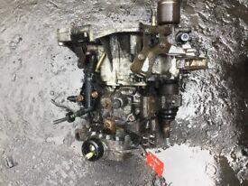 Fiat punto 5 speed Manuel gearbox