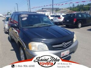 2001 Mazda Tribute ES V6 !!! $4000 ON THE ROAD!!!