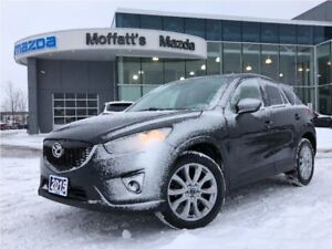 2015 Mazda CX-5 GT GT AWD LEATHER, BOSE, SUNROOF, BLINDSPOT M...