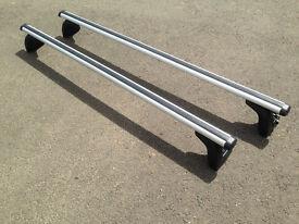 Thule roof bars for VW T5 Transporter