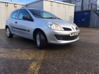 2006 (56) Renault Clio - Diesel - 1.5 dCi Expression 3dr - £30 a year road tax!
