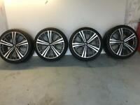 """20"""" oz racing audi, Vw alloys( 5x112 alloy wheels)"""