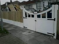 Fencing contractors and repairs good honest rates