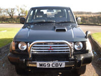 Mitsubishi Pajero Exceed Spares or Repair