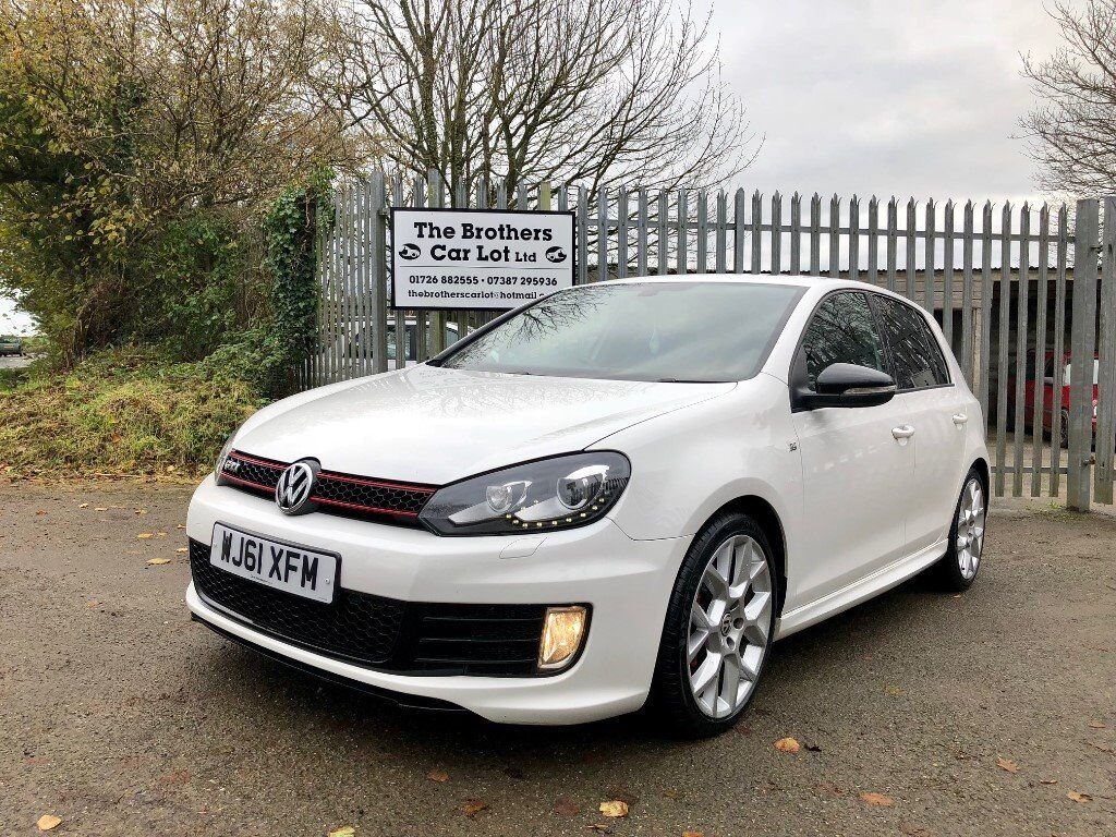 volkswagen golf gti edition 35 2011 dsg 5 door white limited edition in truro cornwall. Black Bedroom Furniture Sets. Home Design Ideas