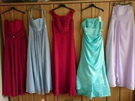 PROM / BRIDESMAID Dresses For Sale