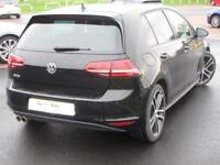 Volkswagen Golf GTD DSG (black) 2014-10-06