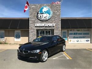2015 BMW 3 Series LOOK SHARP 328I XDRIVE! $262.00 BI-WEEKLY+TAX!