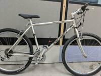 Old school specialized rockhopper mountain bike for sale