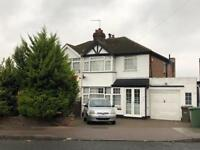 Fully Furnished 3 Bed Semi Detached House HA7 - Immediately Available!
