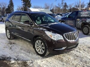 2016 Buick Enclave Premium Navigation! Rear DVD! Heated and C...