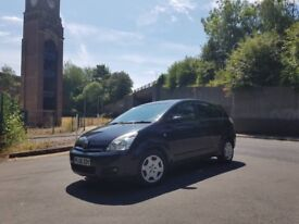 2006 Toyota 7 Seater Toyota Corolla Verso 1.8 Petrol and LPG 12 Mth Mot Full Service History