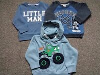 Boys clothes size 1,5-2 years