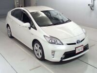 2013 TOYOTA PRIUS 1.8 HYBRID PETROL BREAKING FOR PARTS ENGINE BODY PANEL SILVER PAK 10