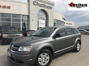 2012 Dodge Journey Canada Value Pkg/ ONE LOCAL OWNER/ $40 WKLY