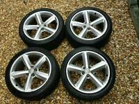 Audi wheels genuine