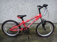 Quality Boys bikes to suit age 7 to 9 years Dawes, Marin and Giant £65 each