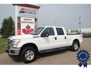 2016 Ford Super Duty F-250 XLT FX4 Crew Cab - 29,581 KMs, 6.2L