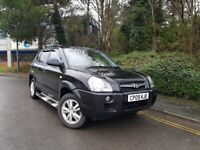 2009 Hyundai Tucson STYLE 4WD,CRDI,12MONTH MOT, 6 SPEED GEARBOX,4X4,FULL SERVICE HISTORY!!!