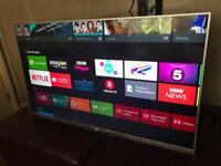 """Sony 49"""" 4K HDR Android Freeview Freesat HD LED"""