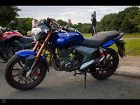 Keeway rkv 125cc 2014