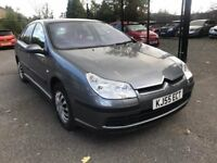 2005 Citreon C5- 1.6 diesel - 11 months mot - strong history - 2 former keepers