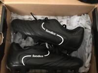 Sondico football boots/shoes and socks 3