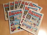30 x Beano Comics from 1977, 1978 and 1980