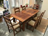 Dining Room table set -NOW GONE!