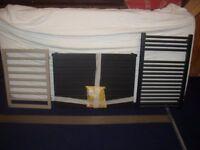 3x Bathroom Towel Radiators (Ex Display)