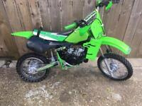 2002/2003 Kawasaki kx 60cc just had full engine rebuilt, excellent condition for year