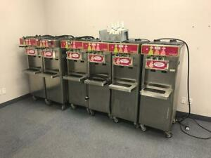 Ice cream yogurt shop closed , 6 stoelting ice cream machines available! Like new , can ship any where in Canada