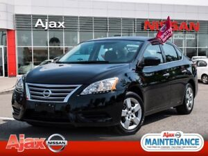 2014 Nissan Sentra 1.8 S*One Owner*AC*PowerGroup*Accident Free