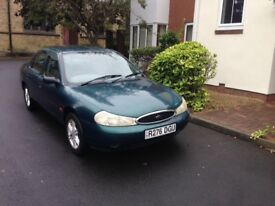 FORD MONDEO 1.8 VERONA 5 DOOR HATCHBACK ONLY 50145 MILES FROM NEW