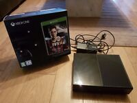 Microsoft Xbox one console 500gb