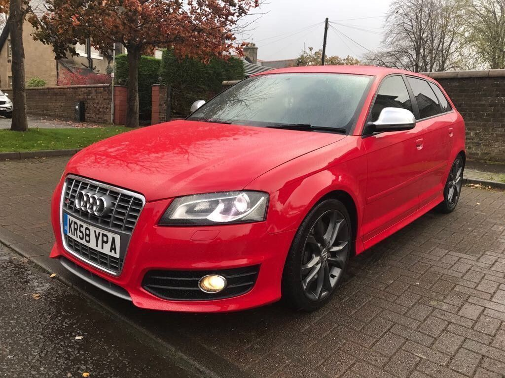 AUDI S3 SPORTBACK 2.0T 5 DOOR HATCHBACK WITH FULL SERVICE HISTORY