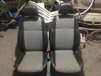 Caddy seats (must go)