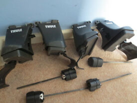 Thule 750 foot pack and 1324 fixing kit (Honda Accord Tourer)