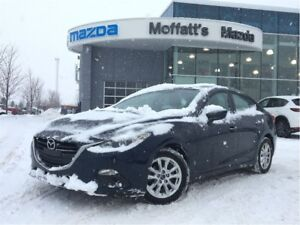 2015 Mazda MAZDA3 GS 7 SCREEN, BACKUP CAM, HEATED SEATS, BLUETOO