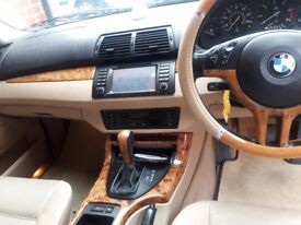 BMW X 5 SPORT EXECUTIVE