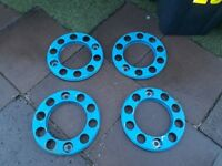 Outer truck lorry daf xf wheel trims rims