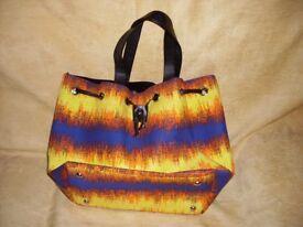 African Print Ladies Handbag